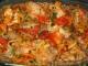 Готовое блюдо индейка тушеная с овощами