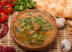 Вкусное харчо из баранины