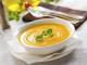 Готовый вкусный тыквенный суп пюре с добавлением сливок
